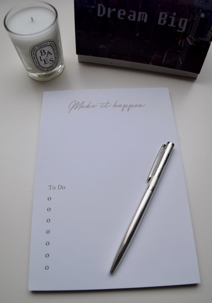 Checkliste für die Woche der Hochzeit