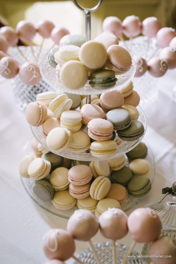 Sweet Table Hochzeit Schnabulerie