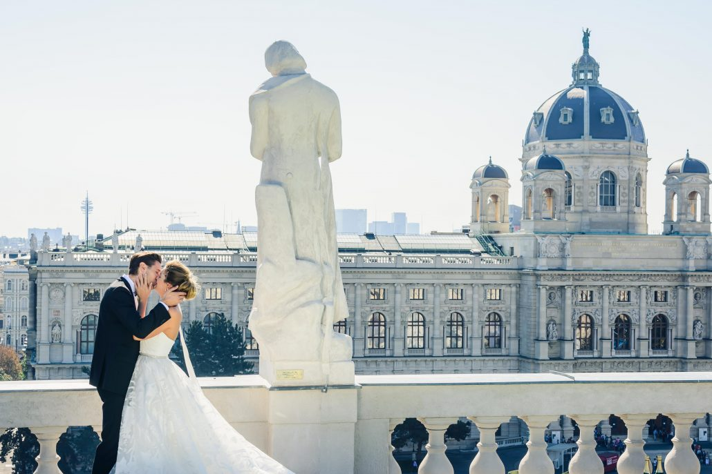 Wedding in Vienna