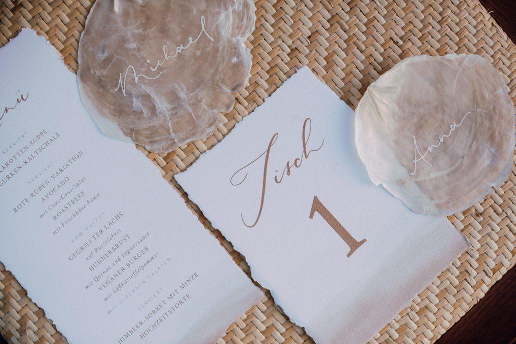 Zeitplan für die Hochzeitsplanung