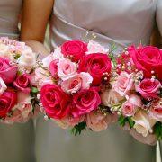 Blumen für die Hochzeit
