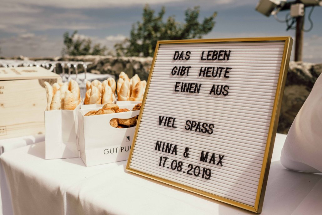 Hochzeit im Burgenland