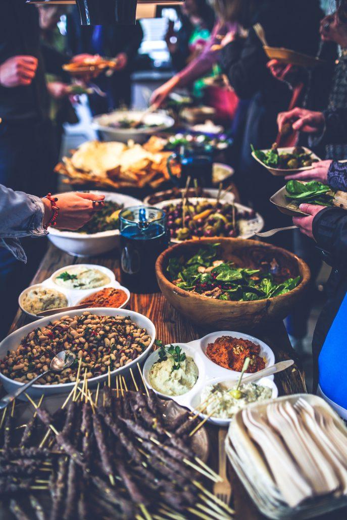 Catering Styles Hochzeit