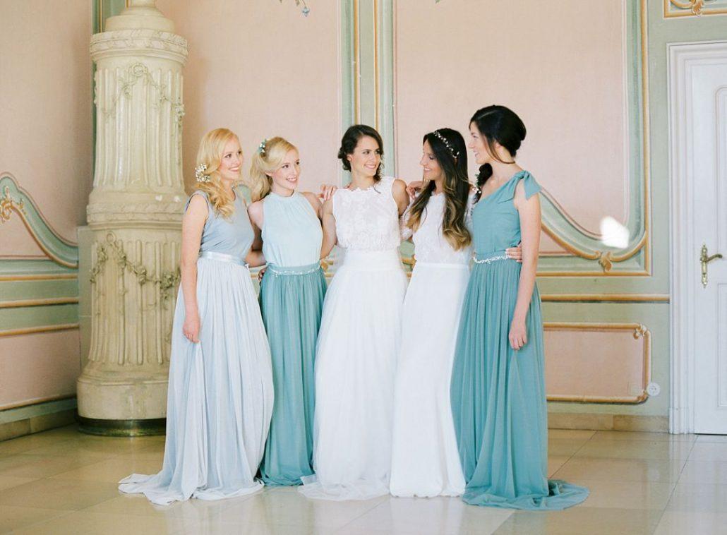Brautjungfernkleider Niederösterreich