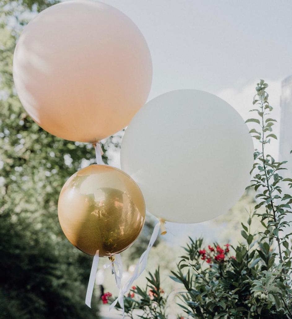 Luftballone Hochzeit