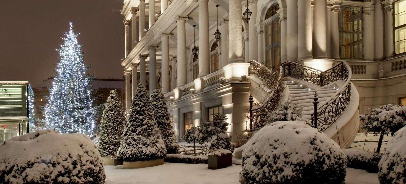 Winterhochzeit in Wien