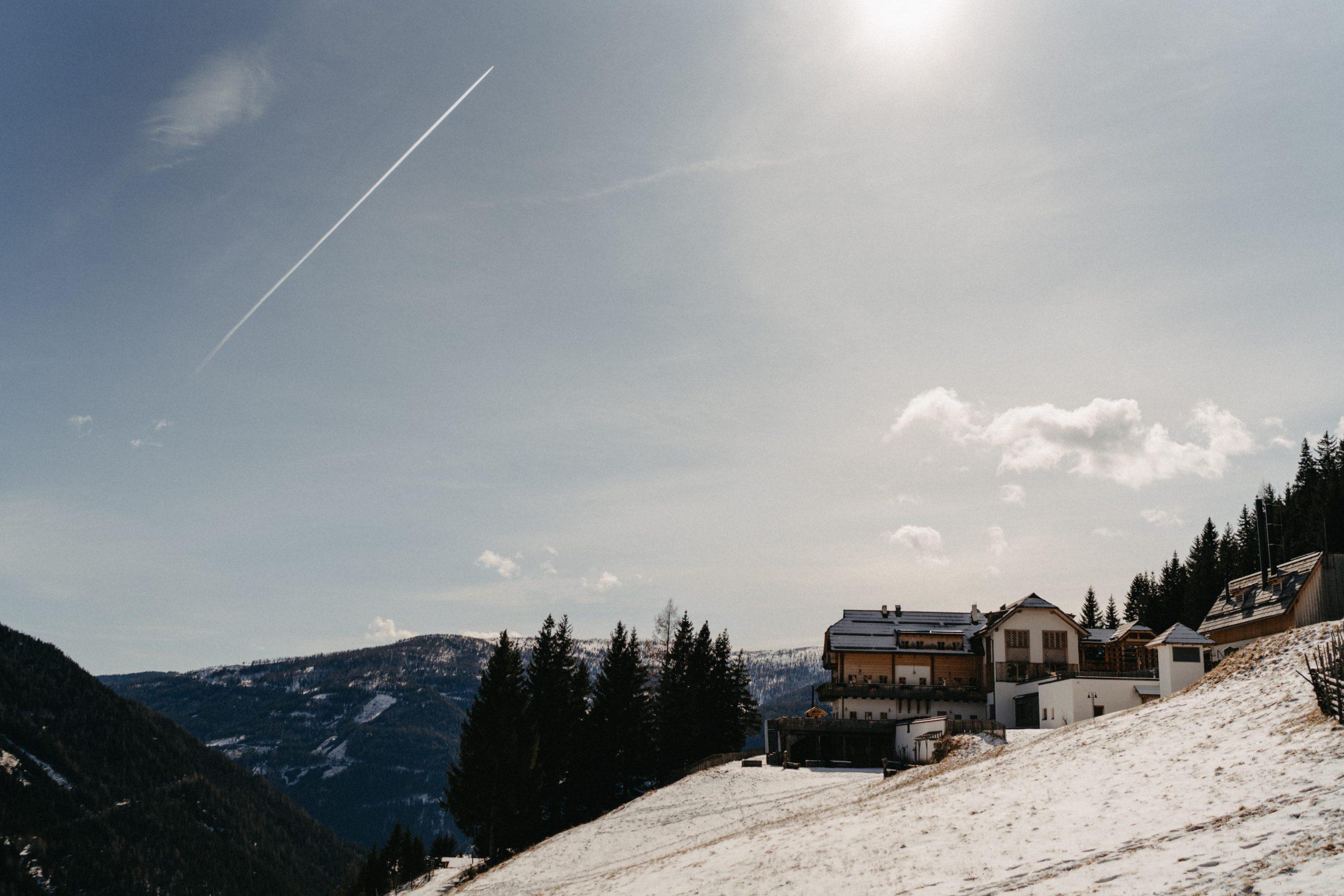 Winterhochzeit Österreich