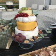Käsetorte Hochzeit