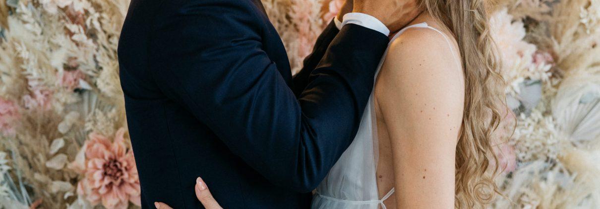 Brautpaar Strandhaus Mörbisch