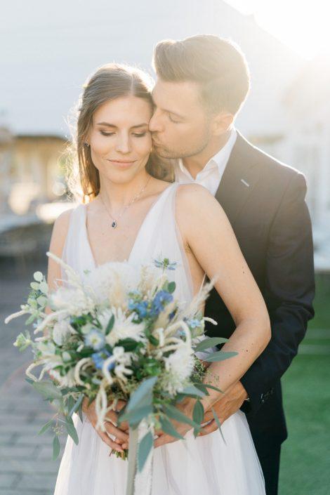 Hochzeit im Strandhaus Mörbisch
