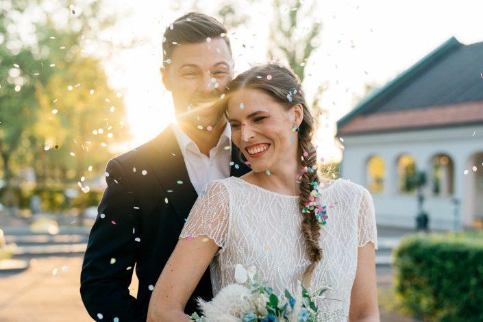 Hochzeit in Mörbisch