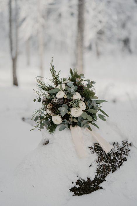 Winterhochzeit Inspiration