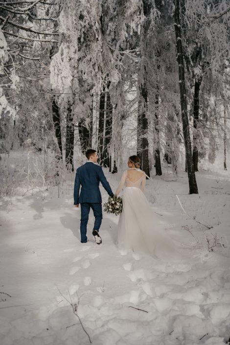 Winter Wedding Austria